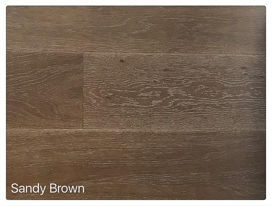 Oak Sandy Brown