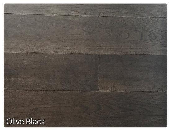 "Oak Olive Black 6"""