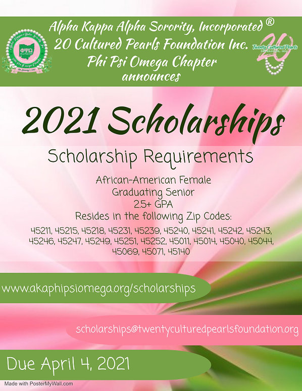 FINAL Scholarship 2021 - Made with Poste