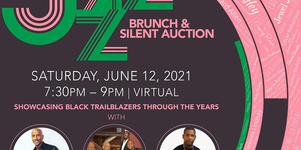 19th Annual Jazz Brunch & Silent Auction