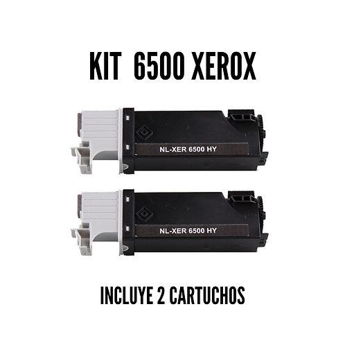 Kit Toner Xerox 6500 BK 106R01597