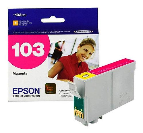 Cartucho de Tinta Epson 103 MAGENTA