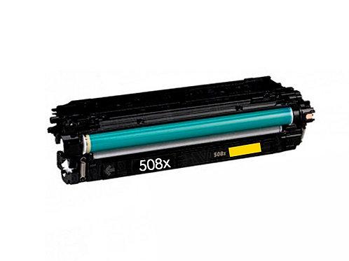 Toner HP 508X Y CF362X