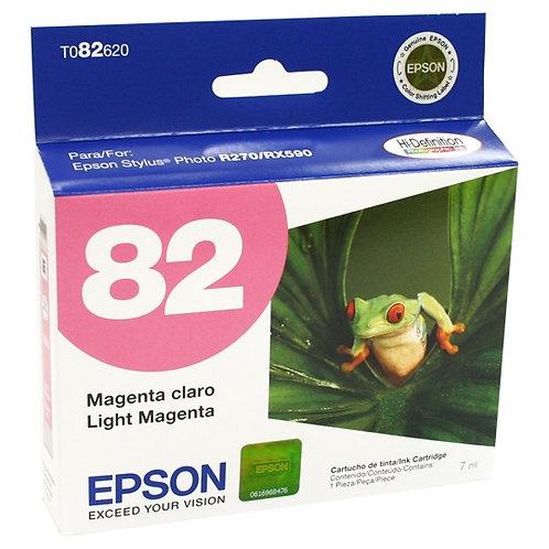 Cartucho de Tinta Epson 82 MAGENTA LIGHT