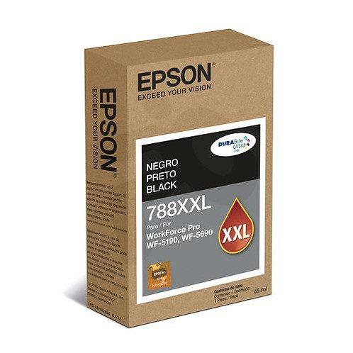 Cartucho de Tinta Negro Epson 788XXL 5190 5690
