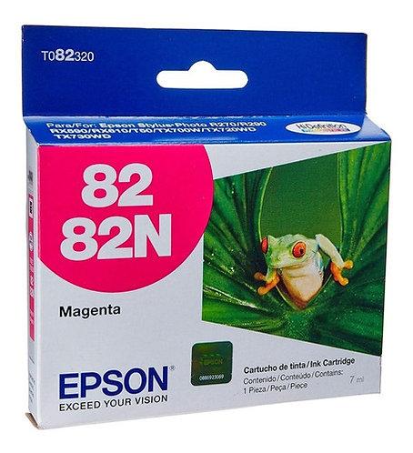 Cartucho de Tinta Epson 82 MAGENTA