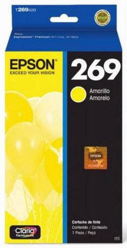 Cartucho de Tinta Epson 269 AMARILLO