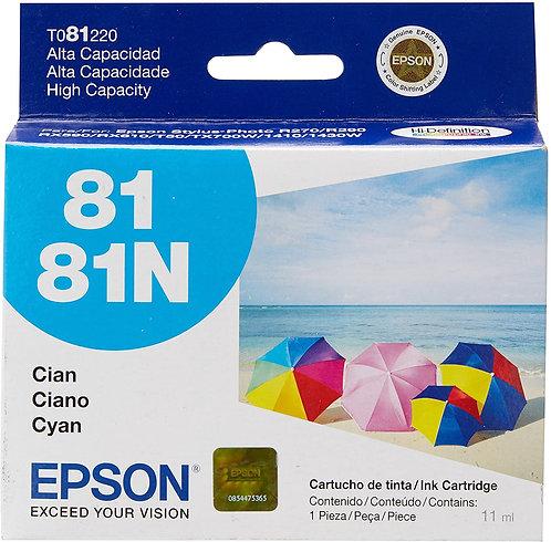 Cartucho de Tinta Epson 81 CYAN