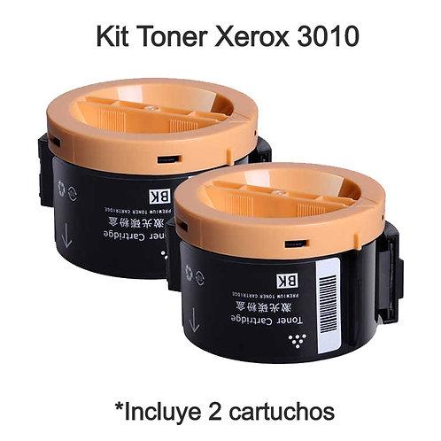 Kit Toner Xerox 3010 106R02180