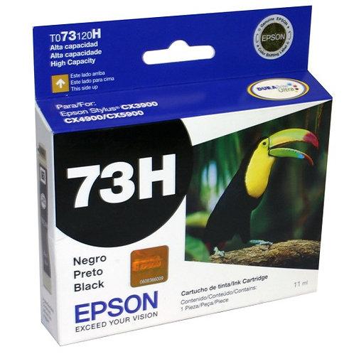Cartucho de Tinta Epson 73H Alta Capacidad NEGRO
