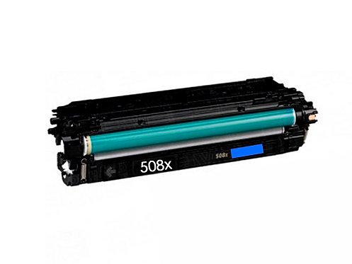 Toner HP 508X C CF361X
