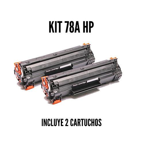 Kit Toner HP 78A CE278A