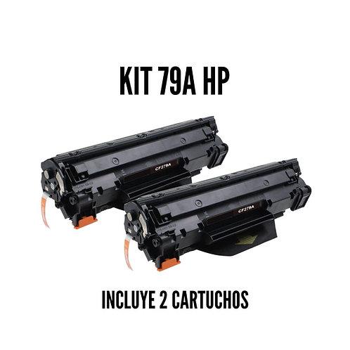Kit Toner HP 79A CF279A