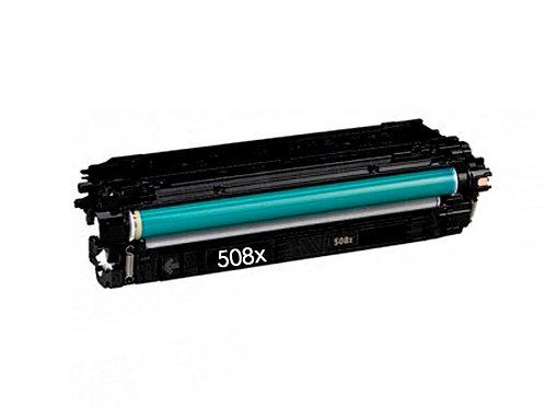 Toner HP 508X BK CF360X
