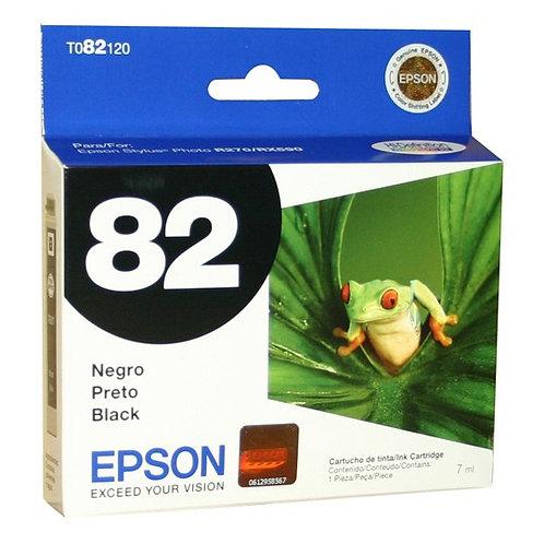 Cartucho de Tinta Epson 82 NEGRO