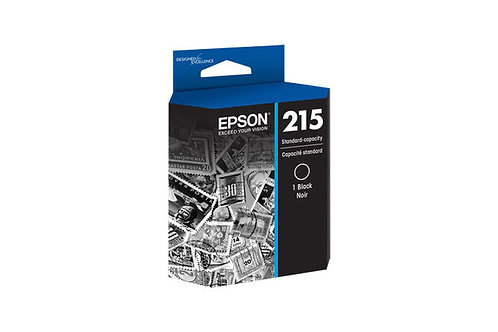 Cartucho de Tinta Epson 215 NEGRO