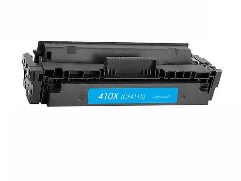 Toner HP 410X C CF411X