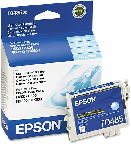 Cartucho de Tinta Epson T0485 CYAN LIGHT