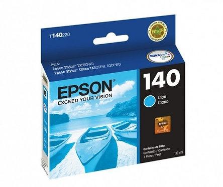 Cartucho de Tinta Epson 140 CYAN