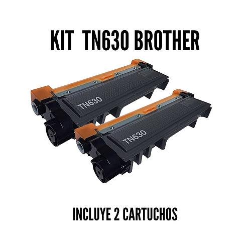 Kit Toner Brother TN630