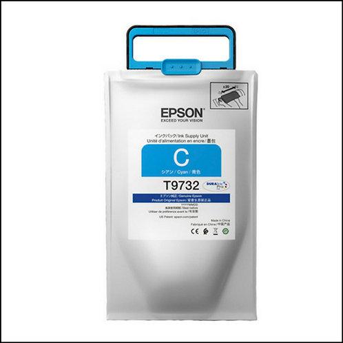 Bolsas de Tinta Cian Epson T973 de Alta Capacidad C869R