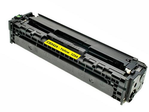 Toner HP 125A /   128A / 131A Y CB542    CE322    CF212