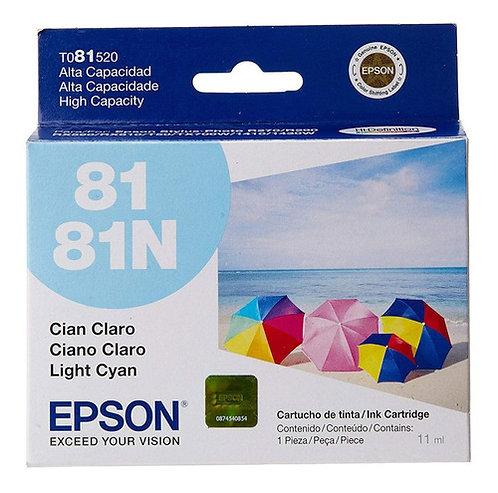 Cartucho de Tinta Epson 81 CYAN LIGHT