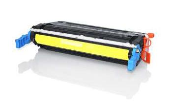 Toner HP 641A Y C9722