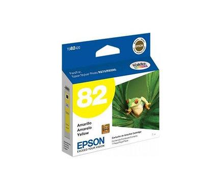 Cartucho de Tinta Epson 82 AMARILLO