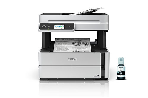 Impresora Multifuncional Epson Ecotank M3180 (MONOCROMATICA)