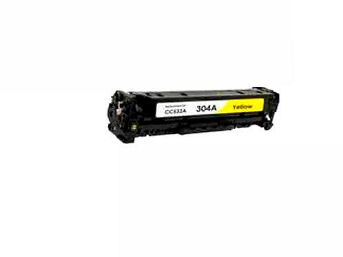 Toner HP 304A/410A  /312A Y CC533A   CF413A   CF383A
