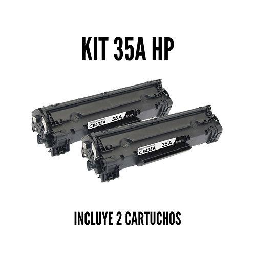 Kit de Toner HP 35A CB435A
