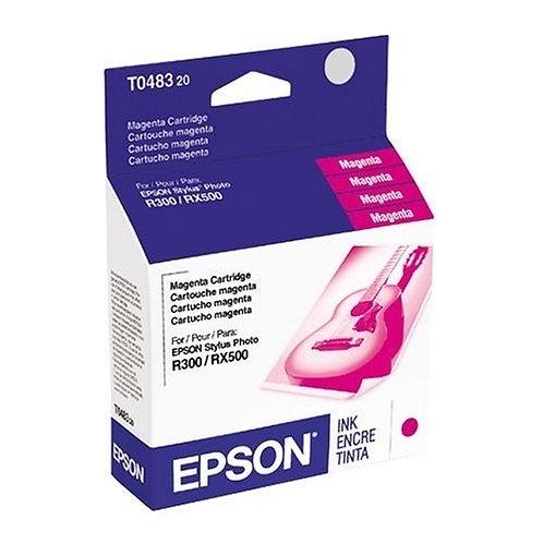 Cartucho de Tinta Epson T0483 MAGENTA