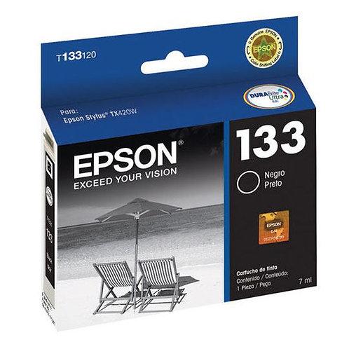 Cartucho de Tinta Epson 133 NEGRO