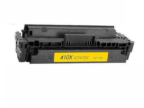 Toner HP 410X Y CF412X