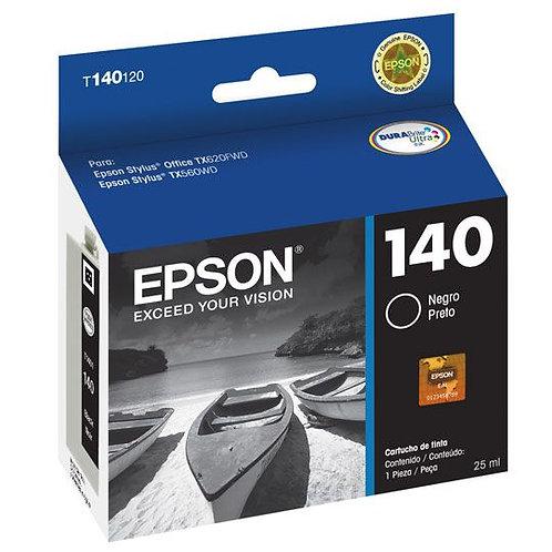 Cartucho de Tinta Epson 140 NEGRO