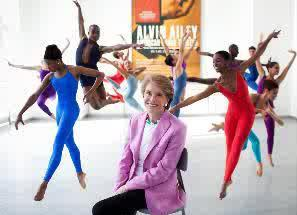 Photo courtesy of The Ailey Foundati