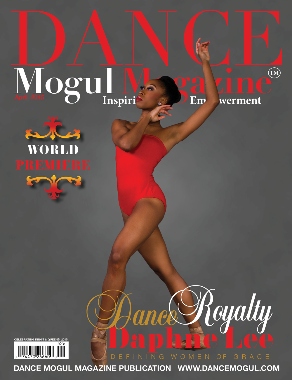 Dance Mogul Magazine Photo by Camara