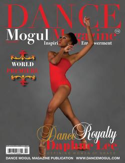 Dance Mogul Magazine Photo by Camara