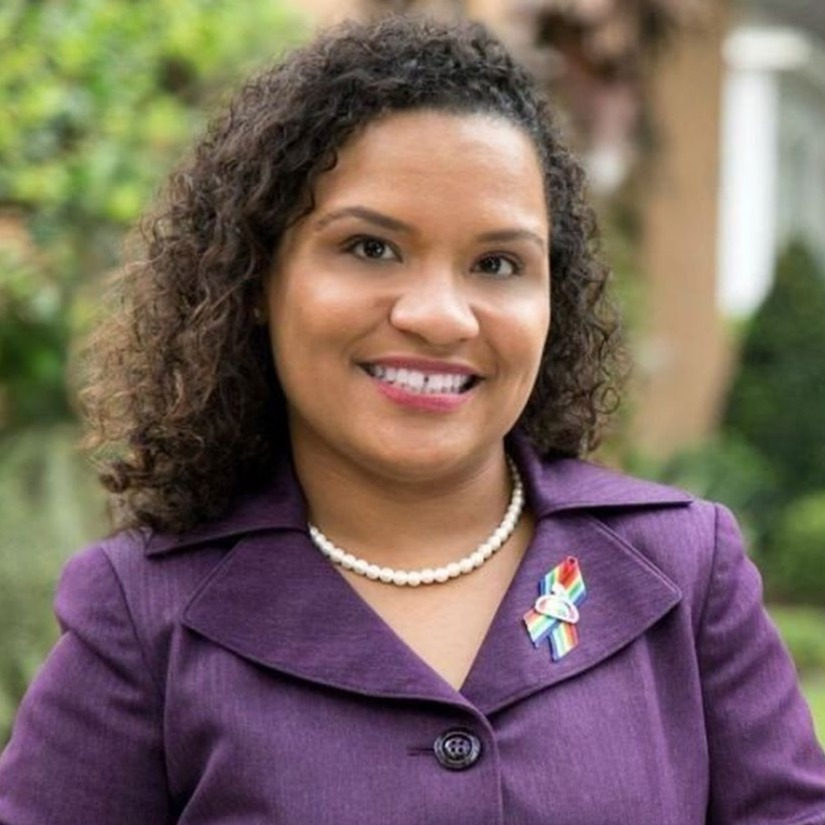 Representative Amy Mercado