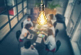 Collaboration brings about better ideas