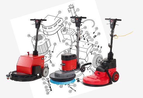 Victor Floor Care Making Mighty Machines