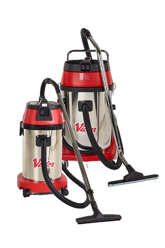 WD60 and WD30 Wet and Dry Stainless Stee