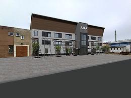 Rekonstrukce průmyslového objektu - Ajax Jihlava