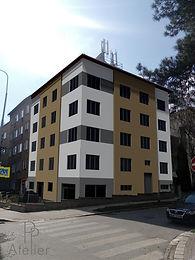 Bytový dům Zdráhalova, Brno
