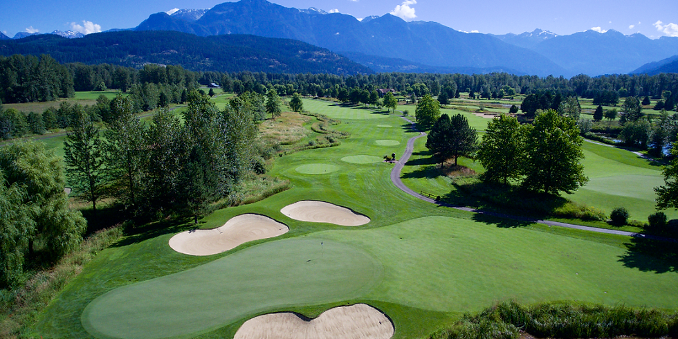 Tour Championship Day 1 - Big Sky Golf Club - Qualifies for PGA of BC OOM and PDP