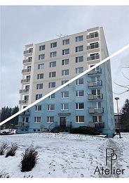 Bytový dům Velké Meziříčí