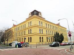 Rekonstrukce ZŠ Staňkova - Brno