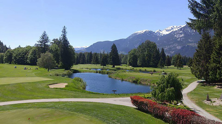 Tour Event #8 - Squamish Valley Golf Club - Qualifies for PGA of BC OOM and PDP