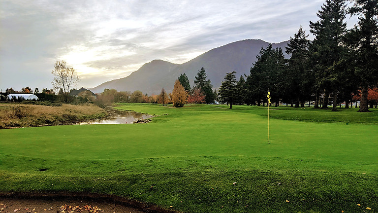 Tour Event #7 - Chilliwack Golf Club - Qualifies for PGA of BC OOM and PDP